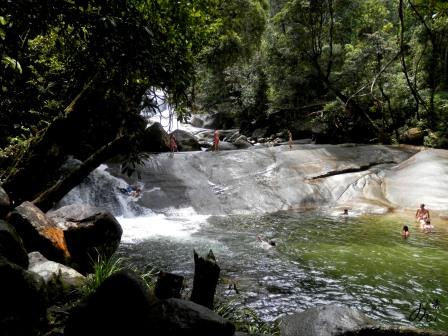 Josephine Falls - Cairns