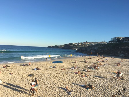 Sydney - Tamarama Beach