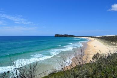 Indian Head - Fraser Island