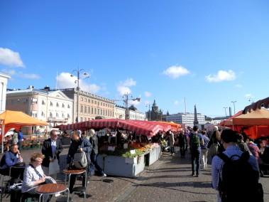 Place du marché Kauppatori