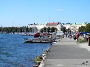 Helsinki - Parc Kaivipuisto