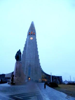Reykjavik - Hallgrimskirkja