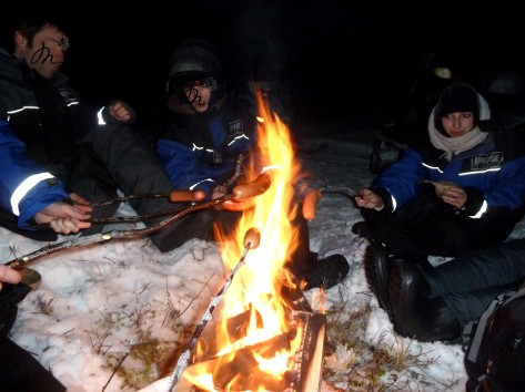 Moto neige - Wild Nordic - Rovaniemi