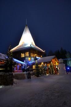 Maison du Père Noël -Rovaniemi