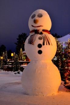 Village du Père Noël - Rovaniemi
