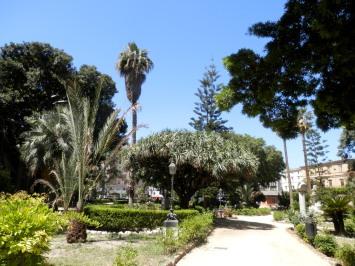 Parc Giardino Garibaldi - Palerme