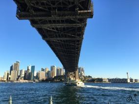 Sydney vue du Luna Park