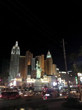 Le strip - Las Vegas