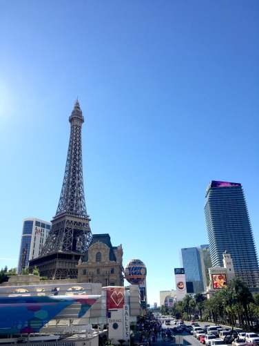 Le strip - Las Vegas